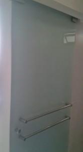 #Frameless Sliding Entrance Door 2 - Maxiview